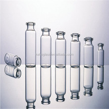 Prompt delivery tempered and safe wholesale glass tube with lifespan more than 5 years
