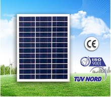 High Efficiency & Full Certificate 50W Polycrystalline Solar Panels