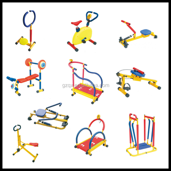 Multi-founction full set kids fitness equipment QX-085J/ gym equipment for kids/ fitness equipment for kids Trade Assurance