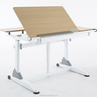 TCT workstation G6+L height adjustable home office ergo desk