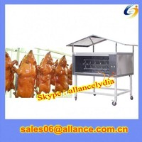 0086 18037311009 Gas pig roaster machine for whole pig,hog,lamb,goat