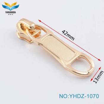 hot selling cute new design custom jeans zipper puller