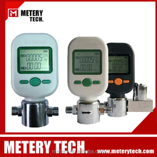 Battery Digital LCD mass flowmeter