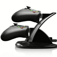 Charge Station For Xbox One Dual Controller Charging Dock