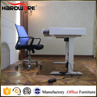 2017 competitive price height adjustable electronic office table