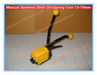 A333 hand held Manual pallet steel tensioner strapping tool