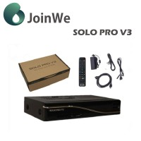 Competitive price satellite receiver box SOLO PRO v3,SOLO PRO DVB-S2 HD Linux Enigma2 Satellite Receiver, solo pro v3 tv box