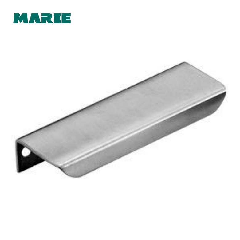 Stainless Steel wardrobe drawer LIP handle cabinet furniture handle