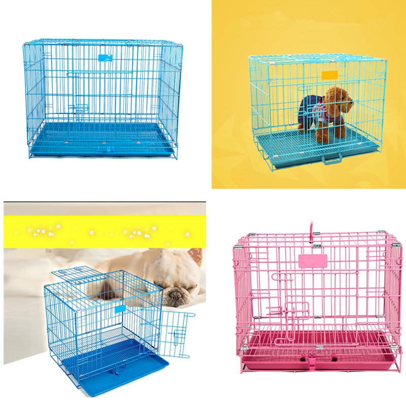 High Quality Professional Foldable Dog Cages Pet Crate Dog Kennels