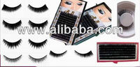 Mink eyelashes and eyelash extension