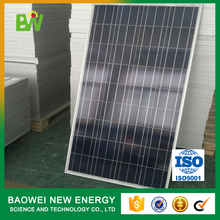 High operating temperature PV 50 watta solar array