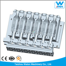 China Suppliers New Design Plastic Bottle Blowing Molds