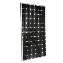 high effiency 190W Monocrystalline Solar Panel with CE TUV IEC CEC ISO