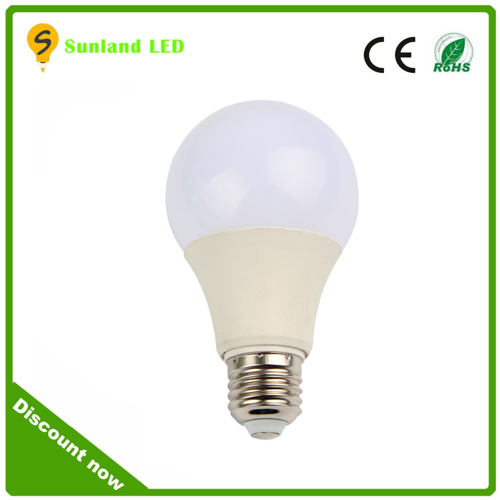 CE RoHS Approved china factory supplier high bright 120v 5W led bulb led the lamp B22 E27 5w light bulb energy saving