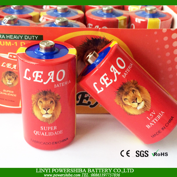 Prices Tiger Head Battery R20