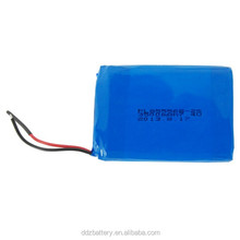 7.4V 3500mAh lithium polymer battery pack 855568-2S