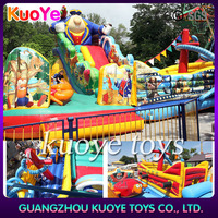 inflatable amusement park bouncer inflatable fun city pirate ship jumping trampoline games