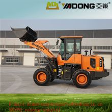 Engineering and Construction Machine mini tractors with front end loader