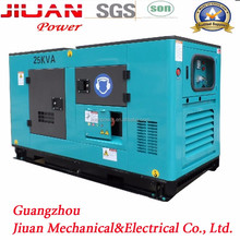 Guangzhou Factory direct sale industrial 20kw silent diesel generator price 25kva kirloskar genset price list