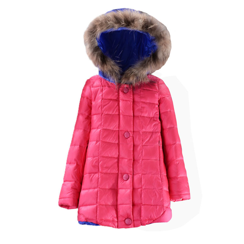 Winter Coat Baby Girls Children Outerwear Coats Jackets For Girls Warm Jackets Baby Girls Children's Clothes New 2015