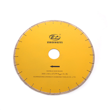 General diamond circular saw blade for cutting Marble