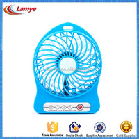 18650 Battery Portable Rechargeable USB Fan Desk Pocket Mini Fan Handheld Fan