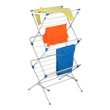 3 Tier Clothes Airer, Indoor and Outdoor Laundry Drying Rack, 14 Meters