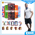 High Quality Best Sell Customize Printing Seamless Sport Bandana