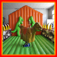 Hot sale in France, Nigeria, Malaysia amusement park mechanical electric rodeo Bull