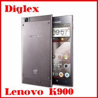 Hot selling Intel Atom Z2580 5.5inch original lenovo k900 dual core android 4.2 16gb rom bluetooth gps cell phone