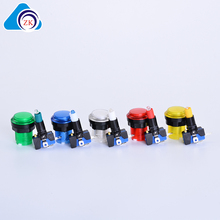 Factory Direct Arcade Illuminated Push Button With High Quality,Illuminated Waterproof Push Button Switch