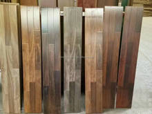 8mm hdf boards 3 strip high gloss laminate <strong>wood</strong> flooring