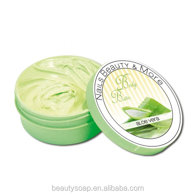 Hot sell ! OEM Factrory Manufacture Organic Aloe Vera Body Butter/Body Butter Cream