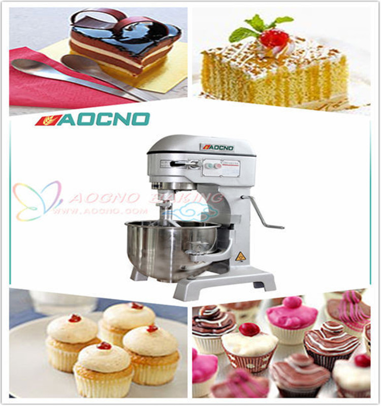 AOCNO industrial Electric Power Source and Cake Usage automatic mixer