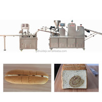 high speed low production cost bread making machine
