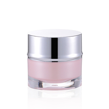 5-100ml empty luxury face cream jar mask can container