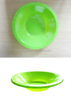 Disposable plastic bowls soup bowls PS plastic bowls and plates tableware sets