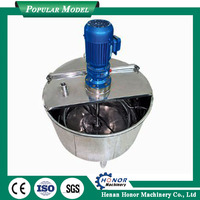 Stainless Steel Bee Honey Purify Machine Electric Motor Honey Extractor