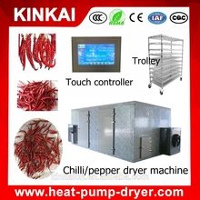 Hot selling product black pepper heat pump dryer dehydrator drying machine