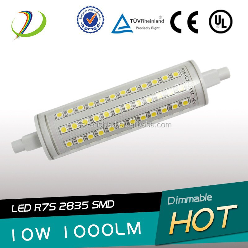 6W 8W 10W 12W 13W 15W 30w 40w 10w r7s led light 78mm 118mm 135mm led R7S
