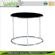 Foshan factory low price cheap and nice design small tea table
