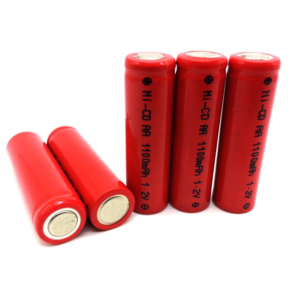 1.2v 1800mah aa nickel cadmium rechargeable battery and nicd battery 9.6v