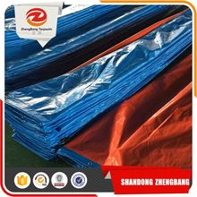 Several Years Experience Competitive Price Clear Mesh Construction Tarpaulins China PE Greenhouse Tarpaulin Sheet