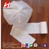 manufacture garbage bags/trash bags/rubbish bag
