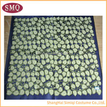 beautiful design embroidery polyester easter tablecloth