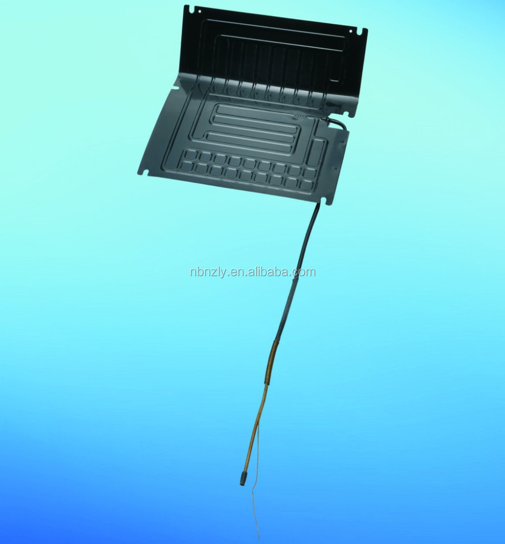 Refrigeration Plate Rollbonded Evaporator for Deep Freezer