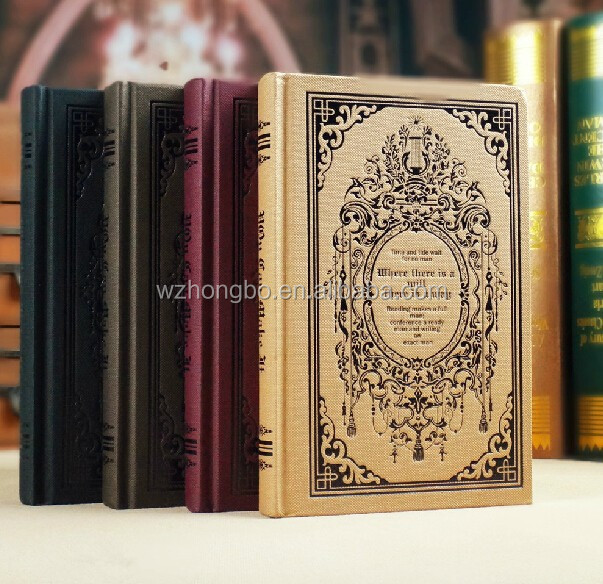Unique high level pu cover handmade b5 soft leather diary cover 2014