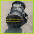 oil bearing assembly for disc harrow