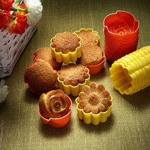 custom alger silicone lemon shaped cake/rice cake/jelly cake mould