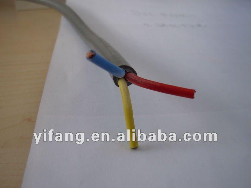 Fil lectrique code couleur fils lectriques id de produit - Code couleur cable electrique ...